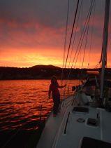 Ibizan sunset
