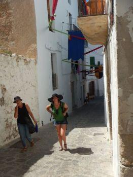 The back street girls.