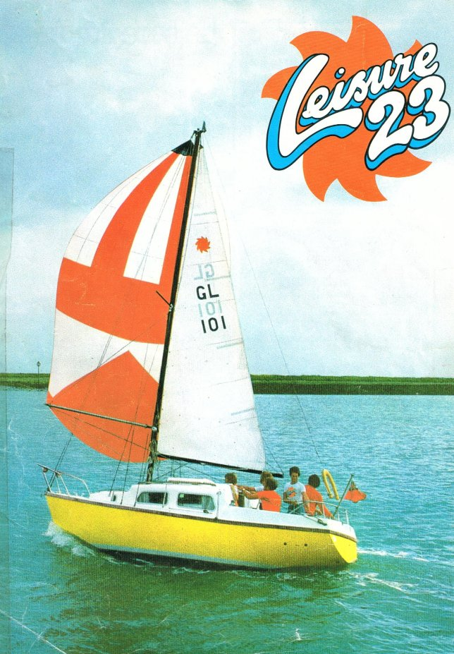 The Joy Of….Sailing