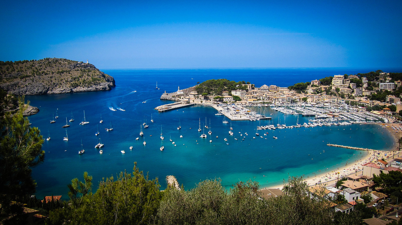 Best of the mediterranean 1 port de soller a yacht more to life - Puerto rico spain weather ...